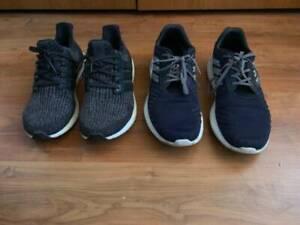 Adidas Ultraboost 3.0 & Alpha Bounce
