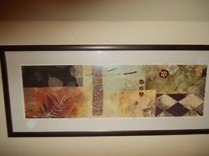 Framed Art Pictures - 2 - Matching wall decor