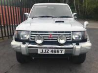 1994 Mitsubishi Pajero 4x4 ** 12 Month Mot ** Automatic ** Drives A1 **