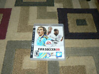 Fifa soccer 2009 Sony Playstation 3 game
