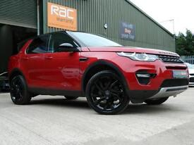 2015 LAND ROVER DISCOVERY SPORT SD4 HSE LUXURY ESTATE DIESEL
