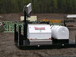 Light Towers & Oilfield Equipment for Sale or Rent