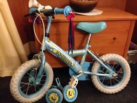 "Apollo Honeybee Girls Bike 12"" -£25 ono"