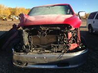 Parting Out 2012 Dodge Ram 1500 5.7 HEMI