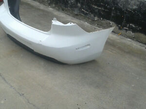 Used factory rear bumper from a 2004-09 Mazda 3 Belleville Belleville Area image 3