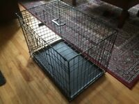 Medium Dog Crate (cage) / Cage a chien