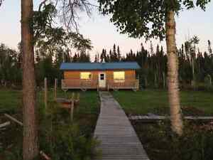 REDUCED Lake front cabin near Pickle Lake, On