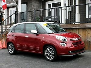 2014 FIAT 500L Sport / Panoramic Roof - Like New!