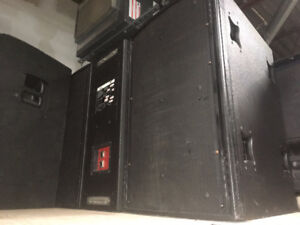 Electro Voice XN 3 way X-Array Speaker