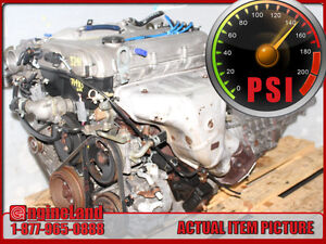 JDM MAZDA MAITA BP 1.8L DOHC ENGINE 6SPEED TRANSMISSION