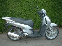 Honda SH125 SCOOTER