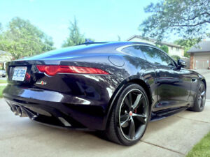 JAGUAR F TYPE S COUPE LEASE TAKEOVER