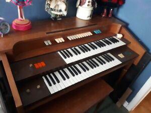 Organ, needs some tuning