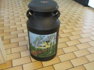 Farm Milk Can