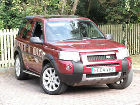 **BARGAIN REDUCED TO CLEAR**Land Rover Freelander 2.0Td4 Sport**DIESEL**