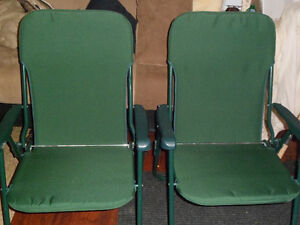 FOR SALE 2 NEW CAMPING CHAIRS