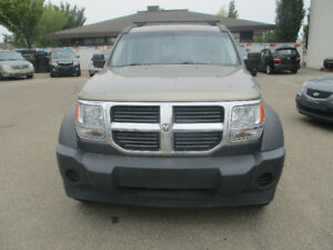 2007 DODGE NITRO 4X4 JUST IN TIME FOR WINTER