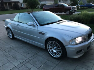 2003 BMW 3-Series M3 Convertible