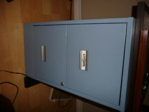 2 Drawer Filing Cabinet AVAILABLE IF POSTED