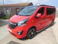 Vauxhall Vivaro Bi Turbo Camper Van