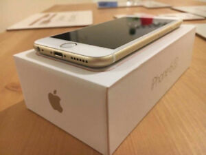 Selling IPhone 6S 32 GB Gold in good condition!!