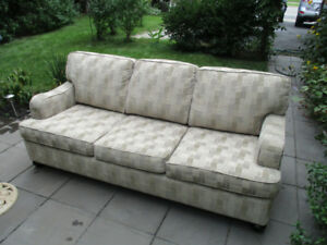 couch with chair