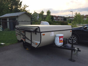 8ft Jayco Tent Trailer / Tente-roulotte 8 pieds Jayco