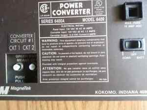 Converter out of a pop up trailer