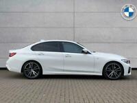 2020 BMW 3 Series 330i M Sport Saloon Saloon Petrol Automatic