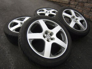 Mags Monte Carlo Wheels VW 5X100