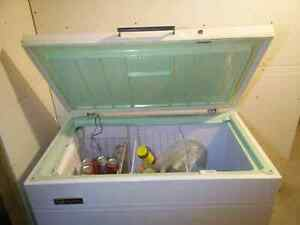 Beer Keg fridge from chest freezer
