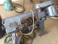 Band saw not hack saw