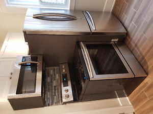 2 Bedroom apartment lower new renovated duplex,  Central