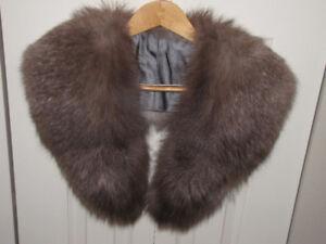Genuine Fur Collars