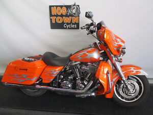 2007 Street Glide One Of A Kind!