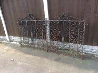 Wrought Iron In Merseyside Garden Gates For Sale Gumtree