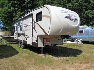 Durango Fifth Wheel by KZ