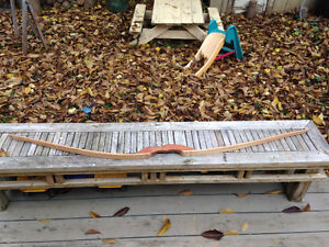 Custom long bows.  Hand crafted Kitchener / Waterloo Kitchener Area image 1