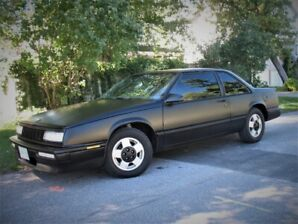 Wanted/For Sale - Rare 1989 Buick Lesabre T-TYPE Coupe