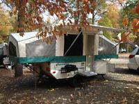 Rockwood Pop Up Tent Trailer