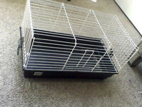Small pet cage