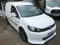 2014 14 Volkswagen Caddy 1.6TDI ( 102PS ) C20 Startline / FULL R SPORTS PACK