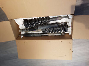 15-17 TOYOTA TUNDRA FRONT AND REAR SHOCKS