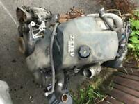 2008 Fiat Ducato ENGINE ONLY CHASSIS CAB Diesel Manual