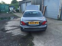 Jaguar x type 2.0 diesel spairs or repair