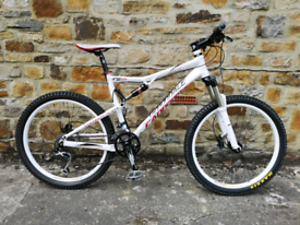 Cannondale Full Suspension mountain bike