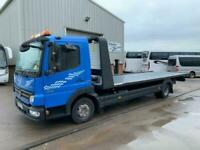 Mercedes-Benz Atego 816 TILT AND SLIDE RECOVERY TRUCK FOR SALE