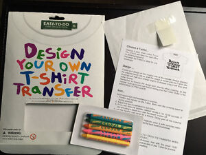 Design-Your-own-t-shirt Transfer