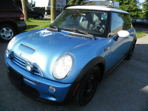2003 MINI Other S Coupe (2 door)