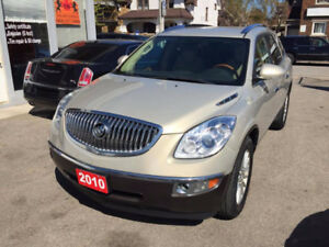 2010 Buick Enclave CXL1 FWD / No Accidents / One Owner